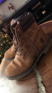 Brown Timberland Boots 540 km
