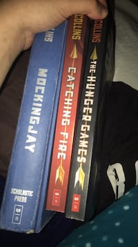 Hunger Games Trilogy Coquitlam