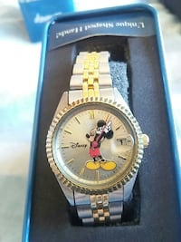 Collectable Mickey mouse watch