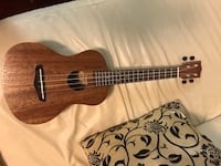 brown and black classical guitar Spring, 77389
