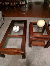 Coffee and End Table Madison