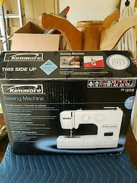 Kenmore Sewing Machine Charlotte, 28269