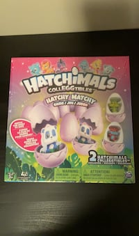 Hatchimals CollEggtibles Hatchy Matchy Board game