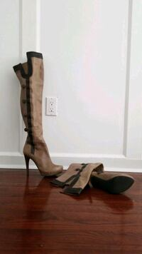 Marciano thing high boots