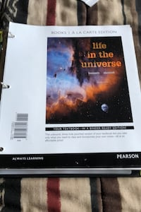 Life in the universe fourth edition