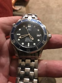Omega seamaster professional James Bond addition 270 mi