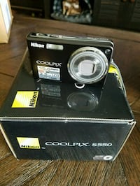 Nikon coolpix camera 10 megapixel, everything Mobile, 36609