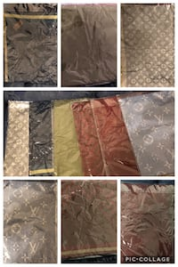 Burberry and Hermes silk scarfs Markham, L3S 1Y8