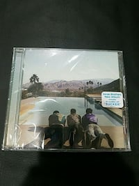 New sealed CD jonas brothers happiness begins