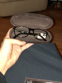 black framed Ray-Ban eyeglasses with case Manassas