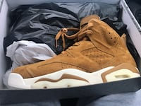"Jordan Retro 6s ""Golden Harvest"" Seattle"