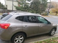 2010 Nissan Rogue S FWD Krom Edition Columbia