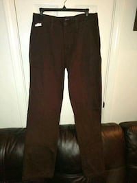 Men's NEW WITH TAGS pants 30x32 Livingston, 95334