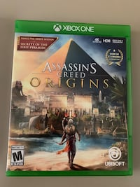 Xbox one assassin's creed origins Los Angeles, 90024