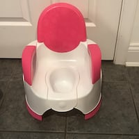 FISHER PRICE GIRLS POTTY SEAT East New Market, 21631