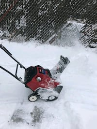 snow removal  Stickney