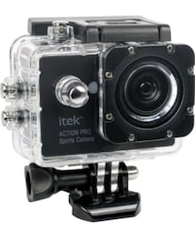 Itek Action Pro 1080P Hyper HD Waterproof Camera
