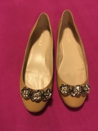 Nine west nude flats Kensington, 2033