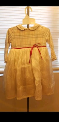 Burberry dress size 12 months Hollywood, 33021