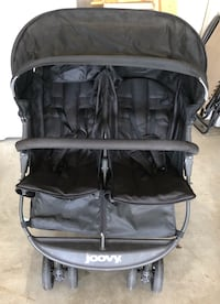 Joovy Scooter X2 Two-Seat Child Stroller Plymouth, 55446