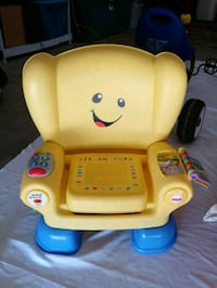 Fisher-Price learning chair Fresno