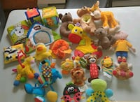 toddler's assorted toys Saint-Charles-Borromée, J6E 2A5