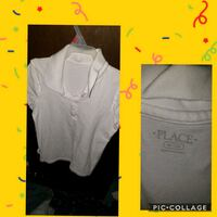 White polo shirt  Brownsville, 78521