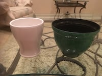 Pots both for 2.00 San Diego, 92110