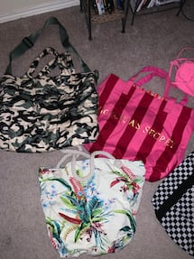 Purses totes and MK wallet