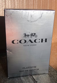 Coach Cologne Unused Crestline, 92325