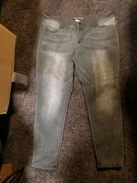 Maurices grey jeans  Winnipeg, R2C 0X2