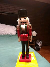 2' Wooden Nutcracker Marietta, 30066