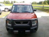 2005 Honda element Bear