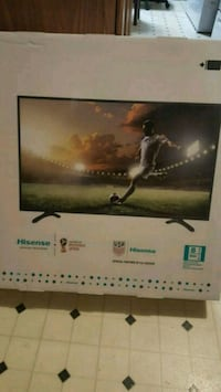 Brand new 40 HE TV. Still in bx never opened  Suffolk, 23434