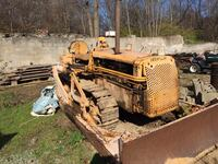 Vintage Cat bulldozer nice winter project,I have not used in 2 + years good tracks , has strong motor. Danville, 17821