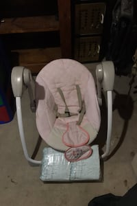 chair swing for baby with diapers