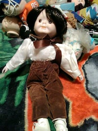 Porslin doll breon looking doll  Denver, 80204