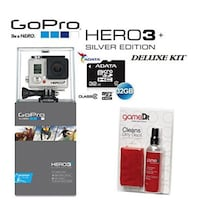 Gopro hero 3 plus silver edition Pleasanton, 94566