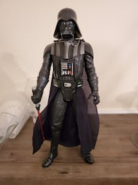 20 inch Talking Darth Vader with Lightsaber Action Tysons