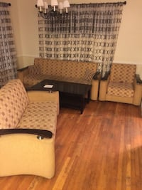 4 pieces Sofa , loveseats and 2 armchairs  Los Angeles, 91605