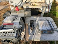 Table  saw, reciprocating  saw, router  table, wetsaw Deptford Township, 08096