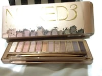 Urban decay naked 3 makeup palette
