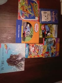 assorted-title book lot London, N6K 1L4