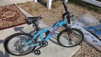 Girls mtn bike. Mongoose. Works is a little sticky on the shifts Nampa, 83687