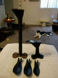 Vintage cobblers shoe stands and forms Tucson, 85719