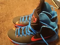 Nike Men's size 13 KD V Rockville