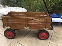 Radio Flyer Country Class Wooden Wagon West Long Branch, 07764