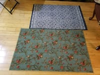 Two small size carpets