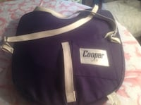 Cooper baseball umpire chest protector vintage.