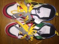 Multi Colored ABO Fashion Shoes Size 9 in Men Adelphi, 20783